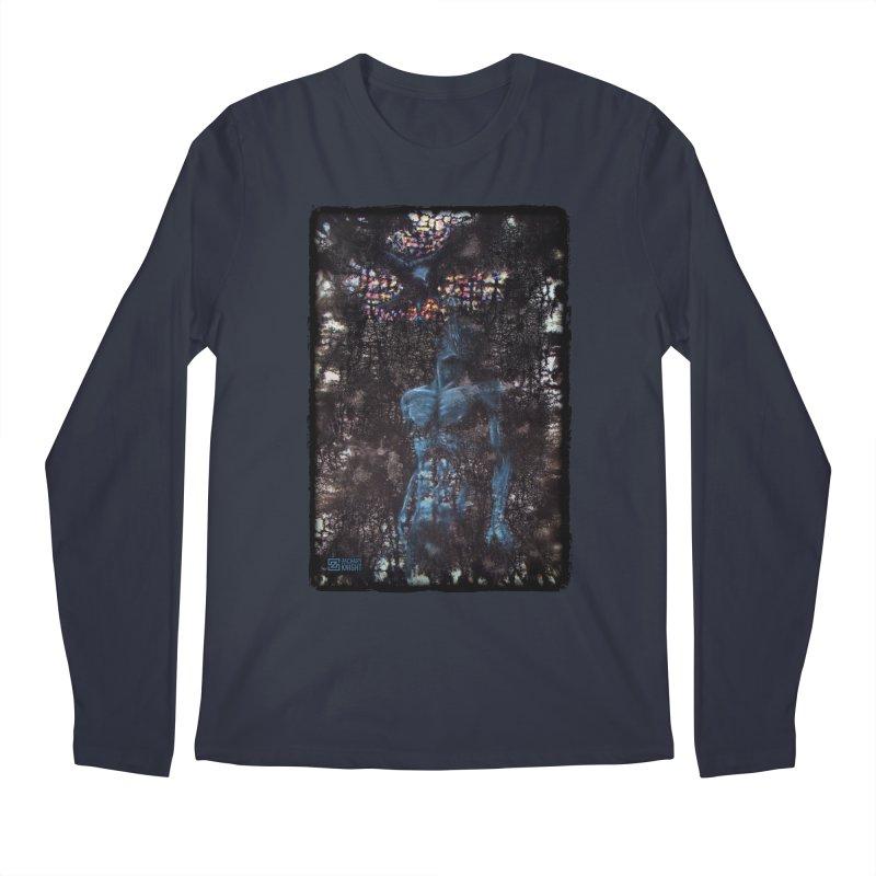 Flesh Men's Regular Longsleeve T-Shirt by Zachary Knight | Artist Shop