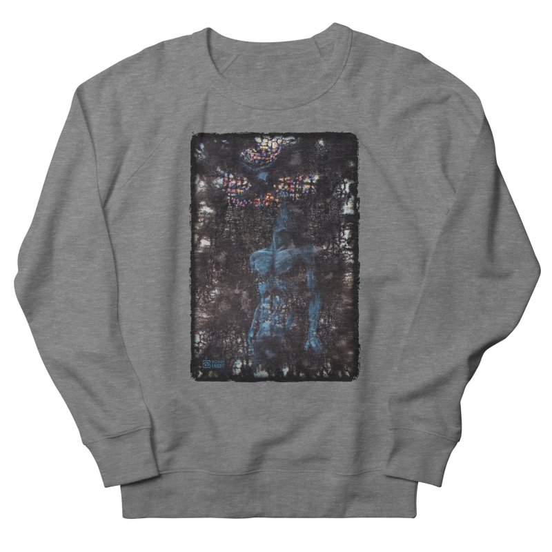 Flesh Women's French Terry Sweatshirt by Zachary Knight | Artist Shop