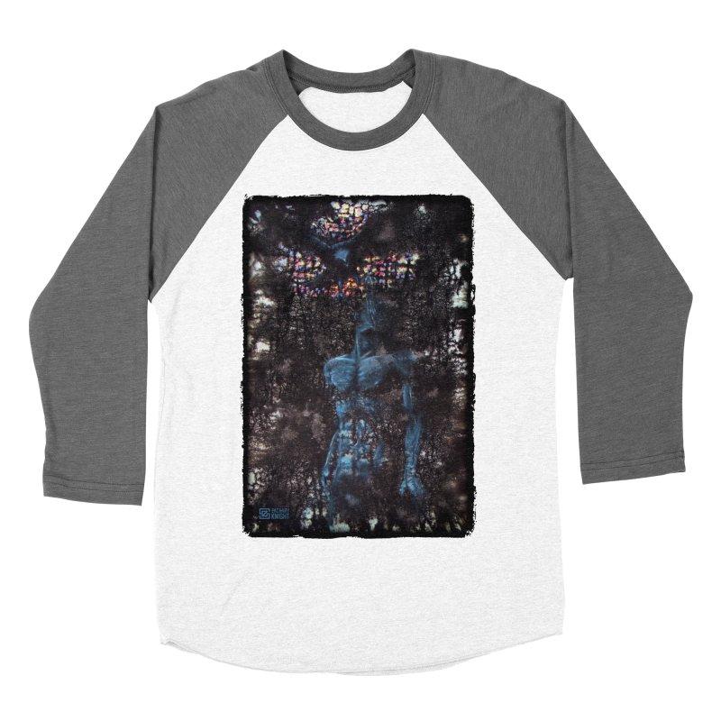 Flesh Women's Baseball Triblend Longsleeve T-Shirt by Zachary Knight | Artist Shop