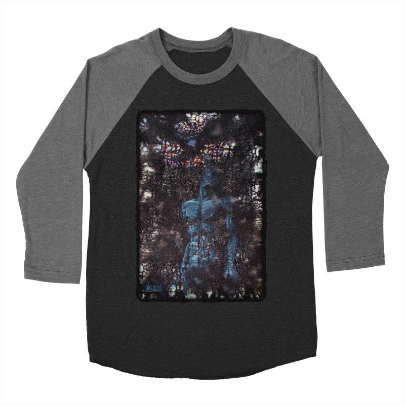 Flesh Women's Baseball Triblend Longsleeve T-Shirt by Zachary Knight   Artist Shop