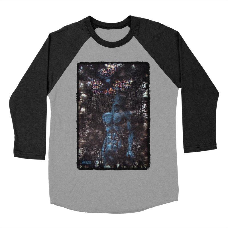 Flesh Men's Baseball Triblend T-Shirt by Zachary Knight | Artist Shop