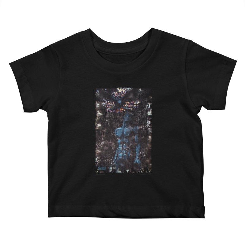 Flesh Kids Baby T-Shirt by Zachary Knight   Artist Shop
