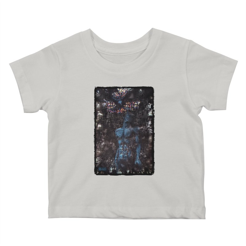 Flesh Kids Baby T-Shirt by Zachary Knight | Artist Shop