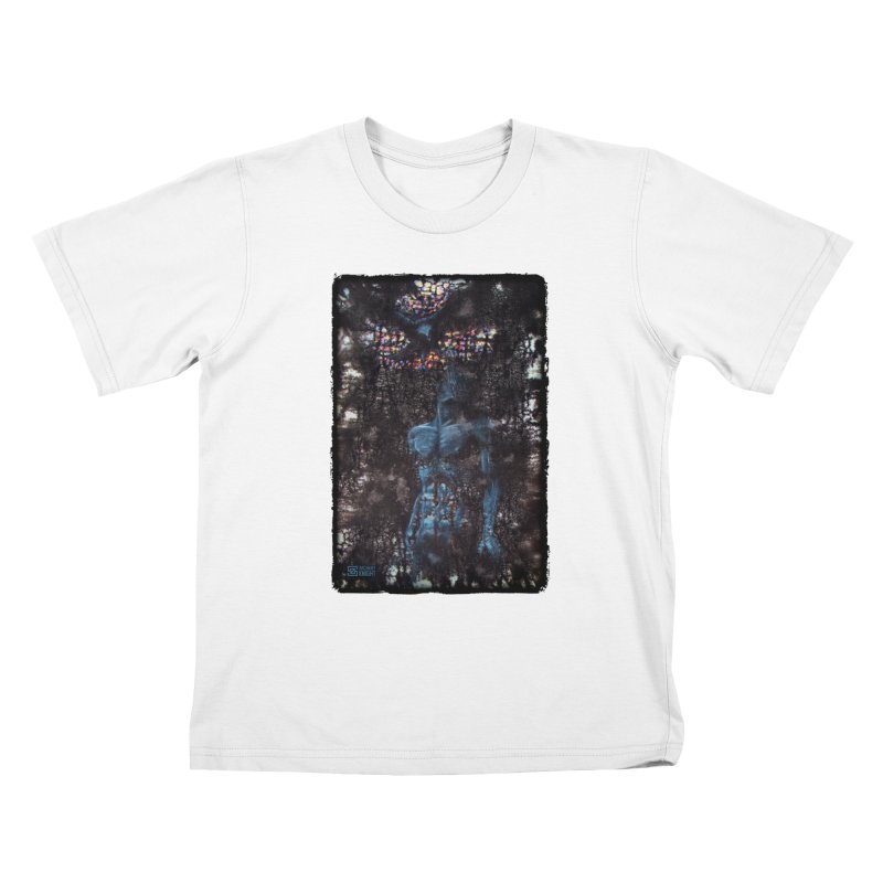 Flesh Kids T-shirt by Zachary Knight | Artist Shop