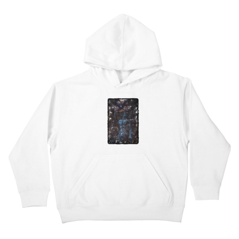 Flesh Kids Pullover Hoody by Zachary Knight | Artist Shop
