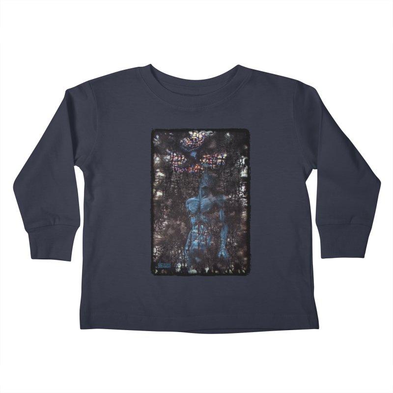 Flesh Kids Toddler Longsleeve T-Shirt by Zachary Knight | Artist Shop