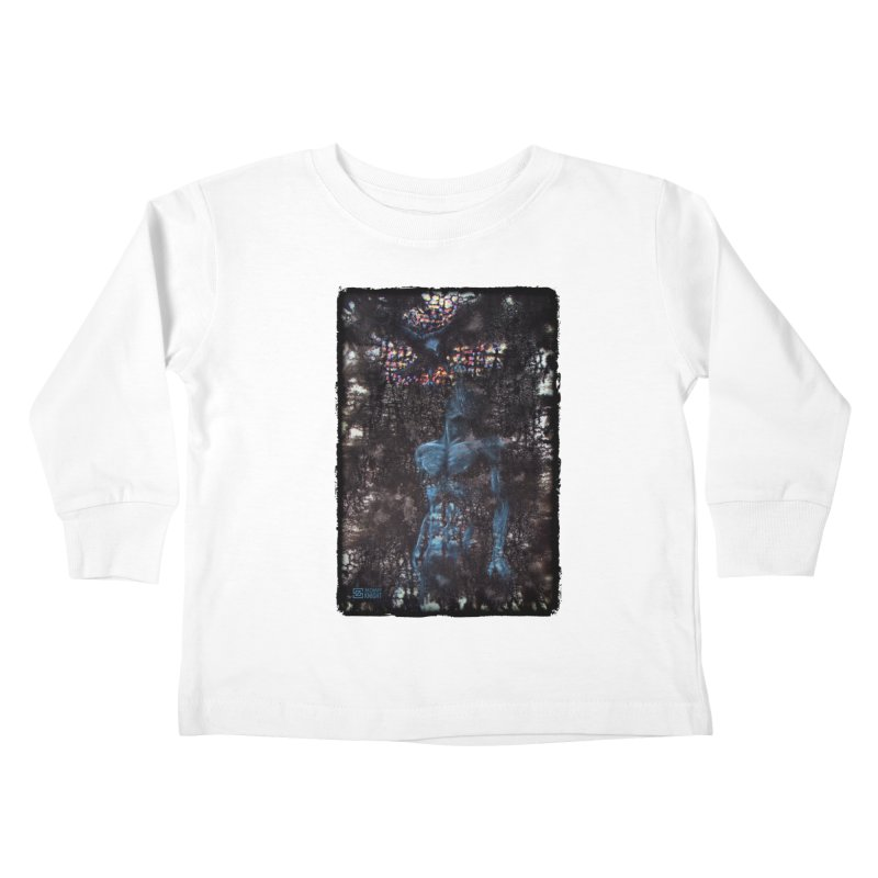 Flesh Kids Toddler Longsleeve T-Shirt by Zachary Knight | Artist Shop