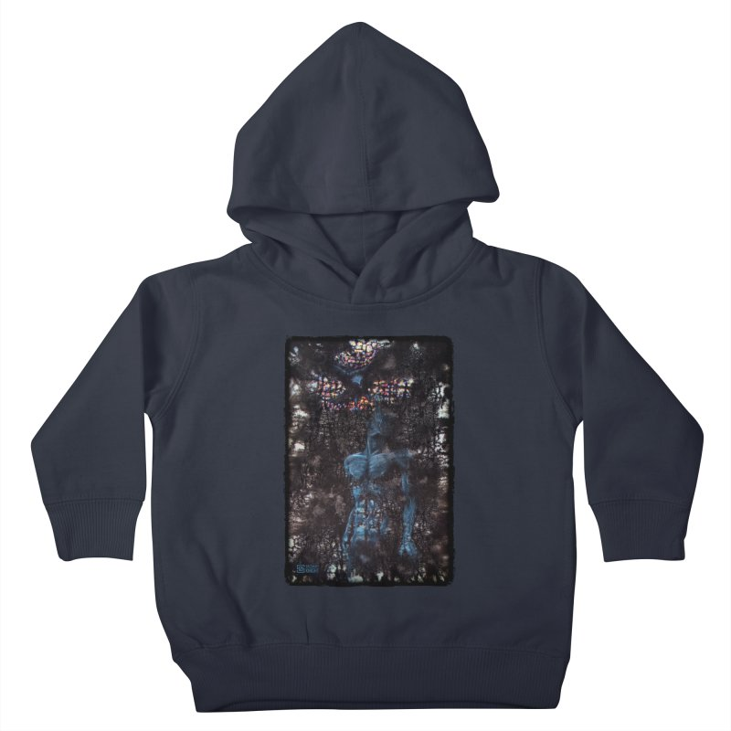 Flesh Kids Toddler Pullover Hoody by Zachary Knight | Artist Shop