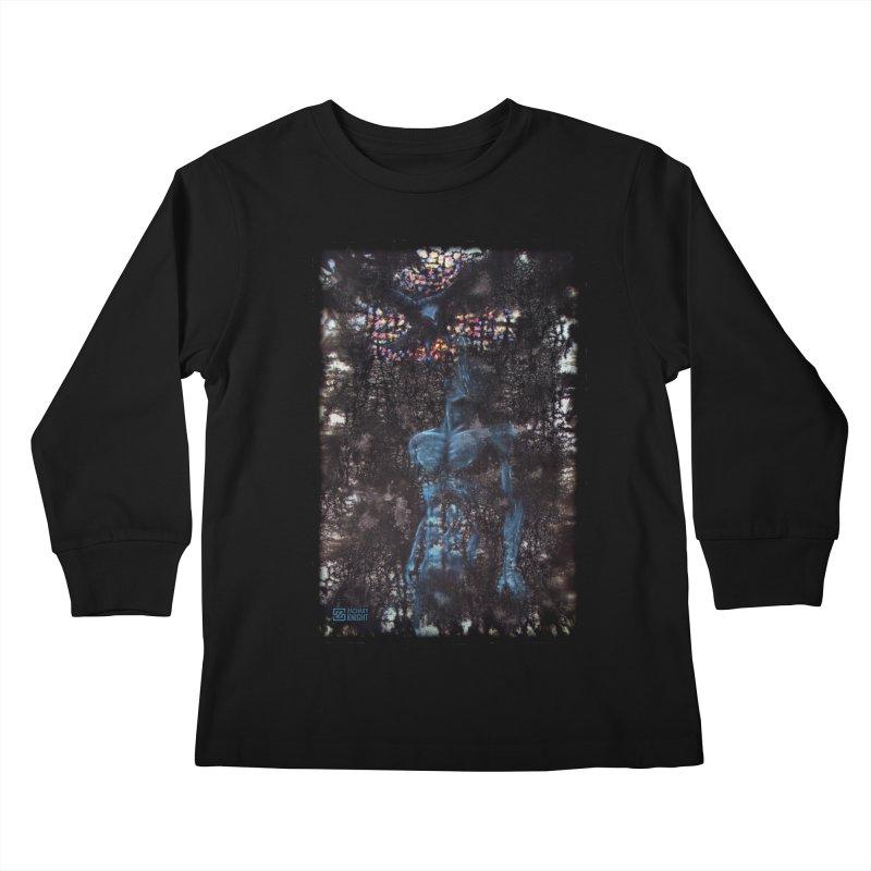 Flesh Kids Longsleeve T-Shirt by Zachary Knight | Artist Shop