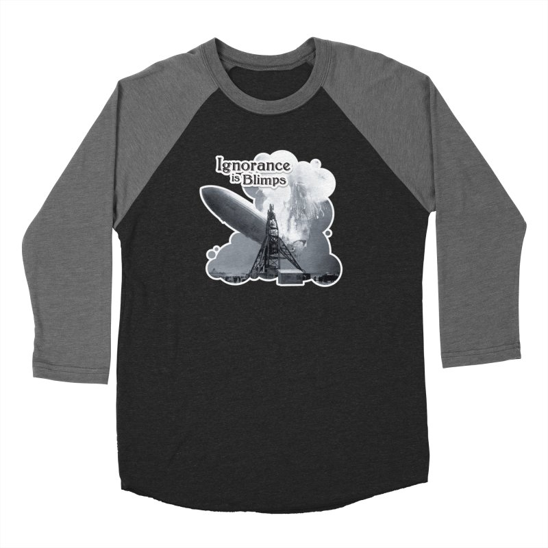 Ignorance Is Blimps Women's Longsleeve T-Shirt by Zachary Knight | Artist Shop