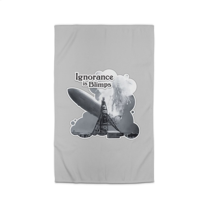 Ignorance Is Blimps Home Rug by Zachary Knight | Artist Shop