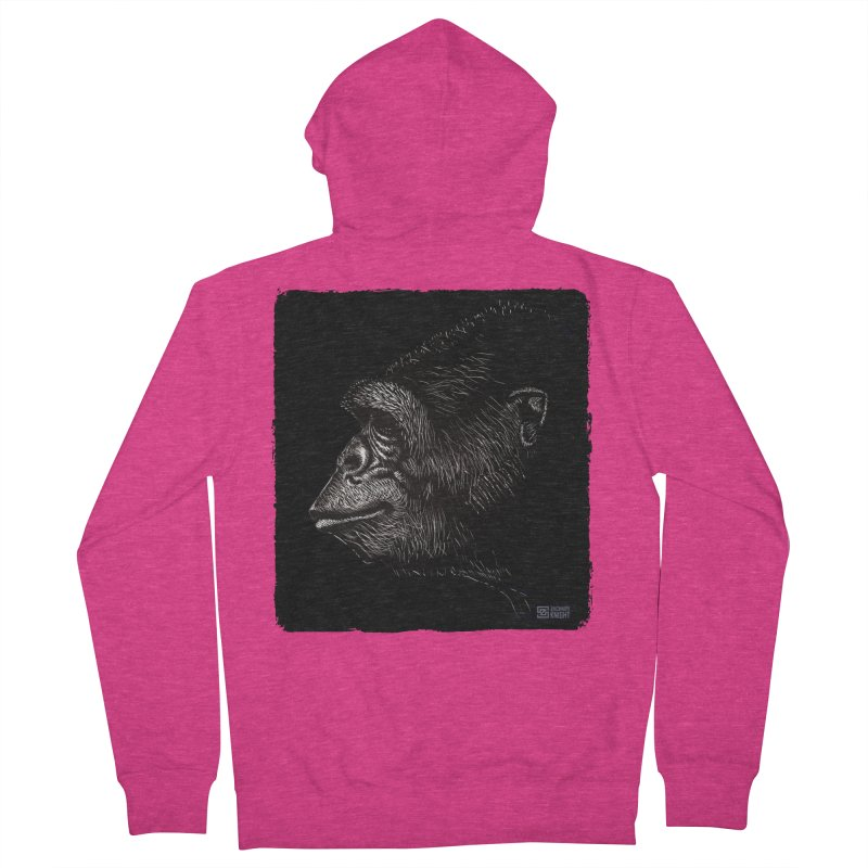 Koko Women's Zip-Up Hoody by Zachary Knight | Artist Shop