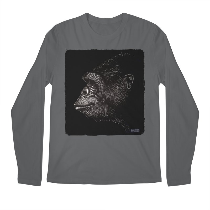 Koko Men's Longsleeve T-Shirt by Zachary Knight | Artist Shop