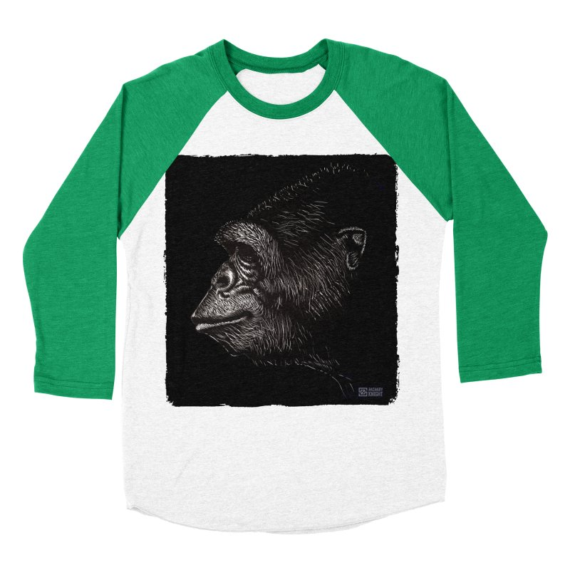 Koko Women's Baseball Triblend Longsleeve T-Shirt by Zachary Knight | Artist Shop