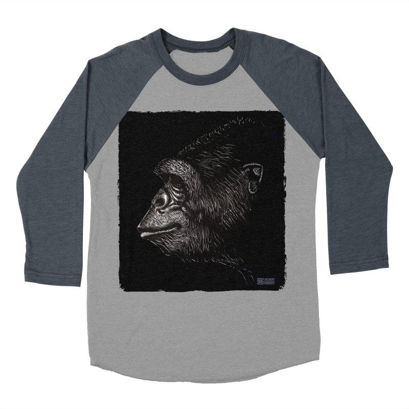 Koko Men's Baseball Triblend T-Shirt by Zachary Knight   Artist Shop