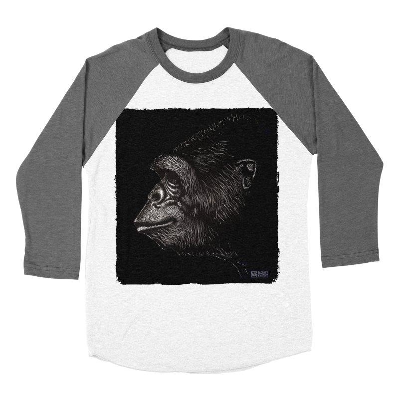 Koko Men's Baseball Triblend T-Shirt by Zachary Knight | Artist Shop