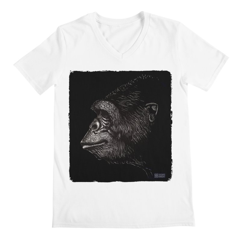 Koko Men's V-Neck by Zachary Knight | Artist Shop