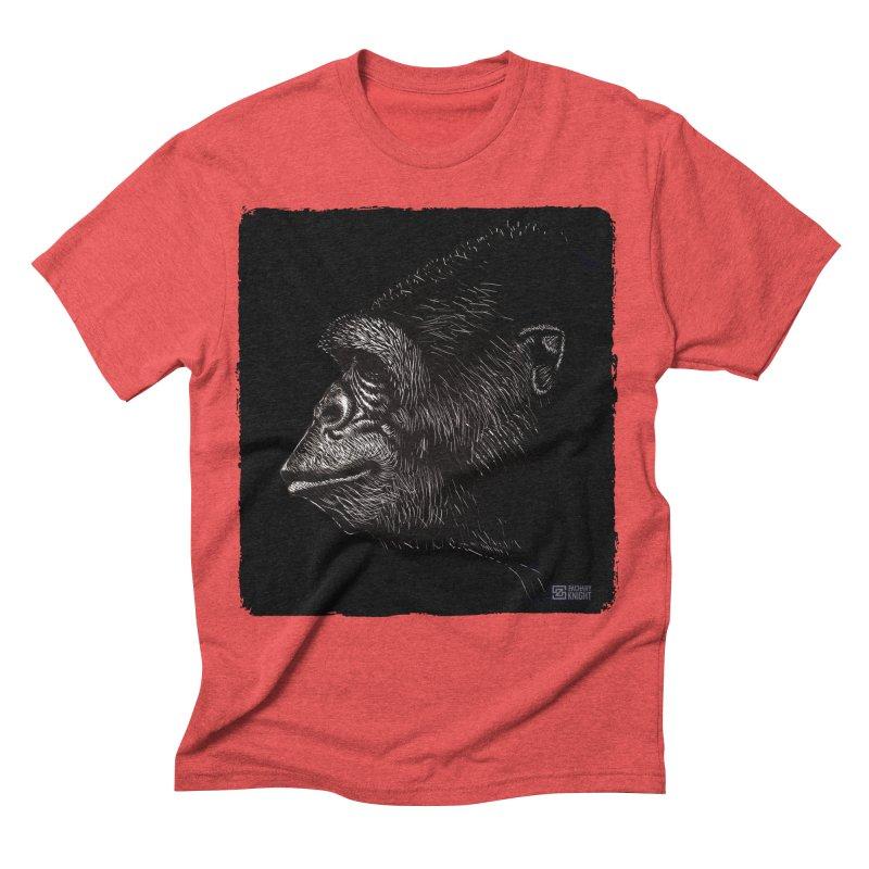 Koko Men's Triblend T-shirt by Zachary Knight | Artist Shop