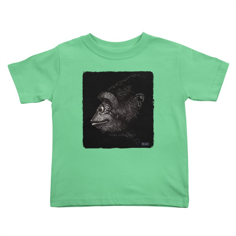 Koko Kids Toddler T-Shirt by Zachary Knight | Artist Shop