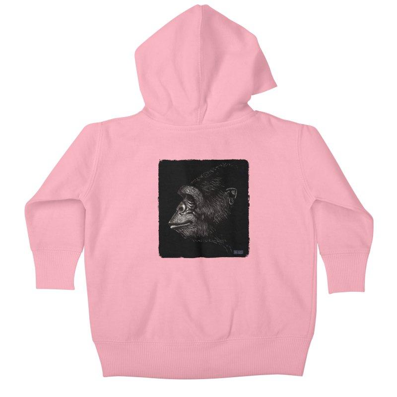 Koko Kids Baby Zip-Up Hoody by Zachary Knight | Artist Shop