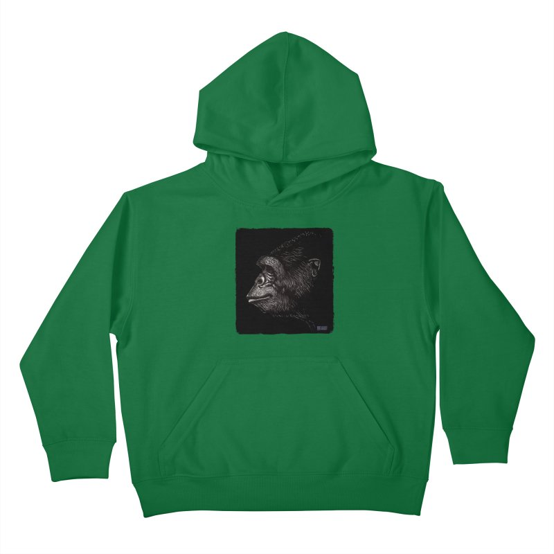 Koko Kids Pullover Hoody by Zachary Knight | Artist Shop