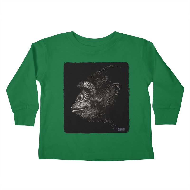 Koko Kids Toddler Longsleeve T-Shirt by Zachary Knight | Artist Shop