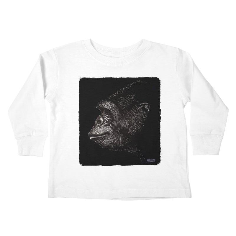 Koko Kids Toddler Longsleeve T-Shirt by Zachary Knight | Artist Shop