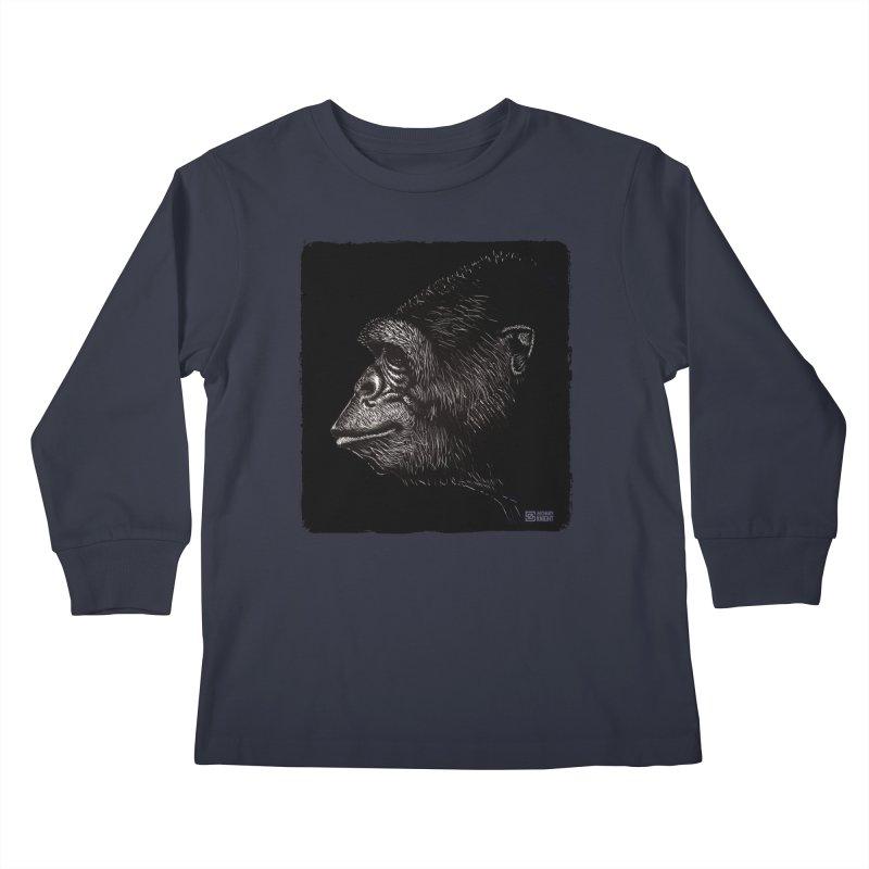 Koko Kids Longsleeve T-Shirt by Zachary Knight | Artist Shop