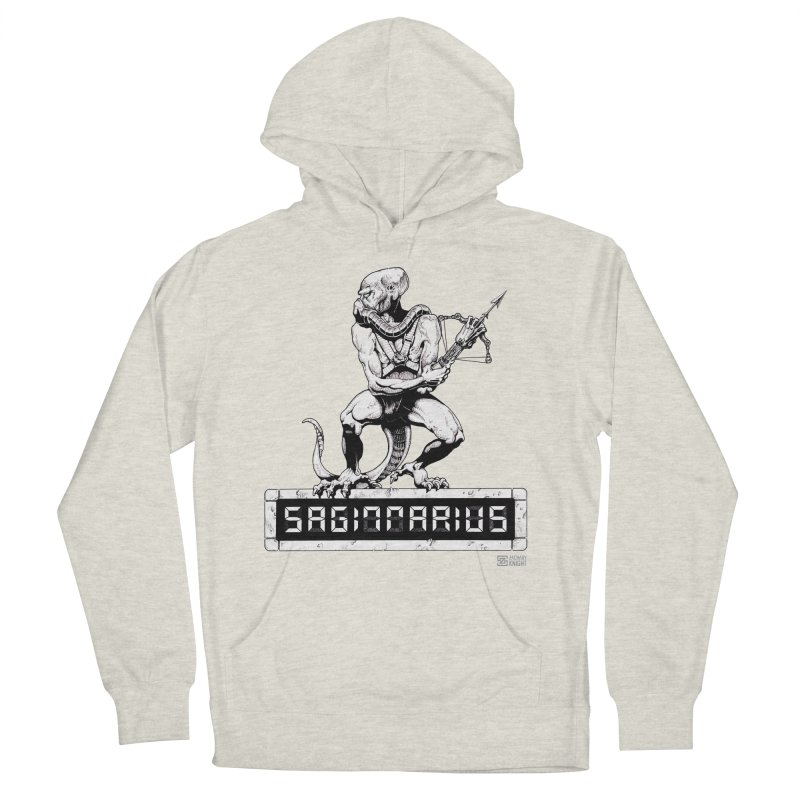Sagittarius Women's Pullover Hoody by Zachary Knight | Artist Shop