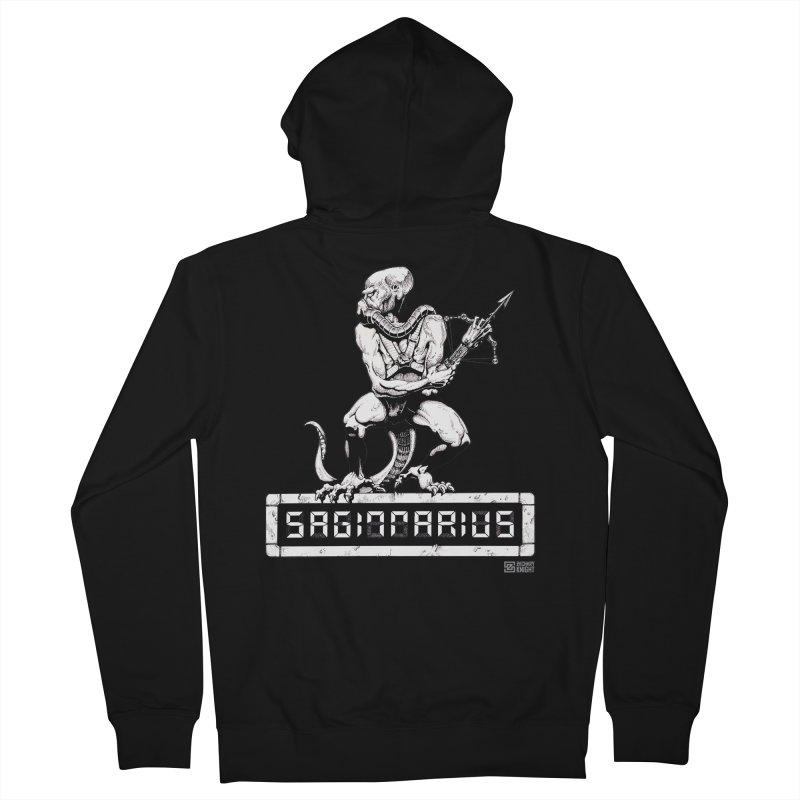 Sagittarius Men's Zip-Up Hoody by Zachary Knight | Artist Shop