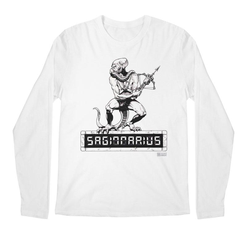 Sagittarius Men's Regular Longsleeve T-Shirt by Zachary Knight   Artist Shop