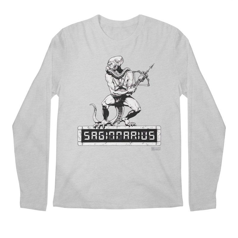 Sagittarius Men's Longsleeve T-Shirt by Zachary Knight | Artist Shop