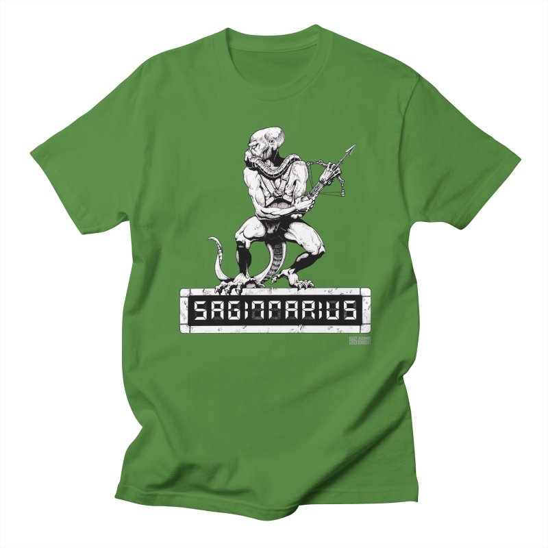 Sagittarius Men's T-shirt by Zachary Knight | Artist Shop