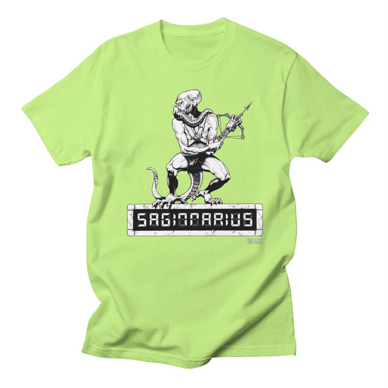 Sagittarius Men's T-shirt by Zachary Knight | Artist Shop