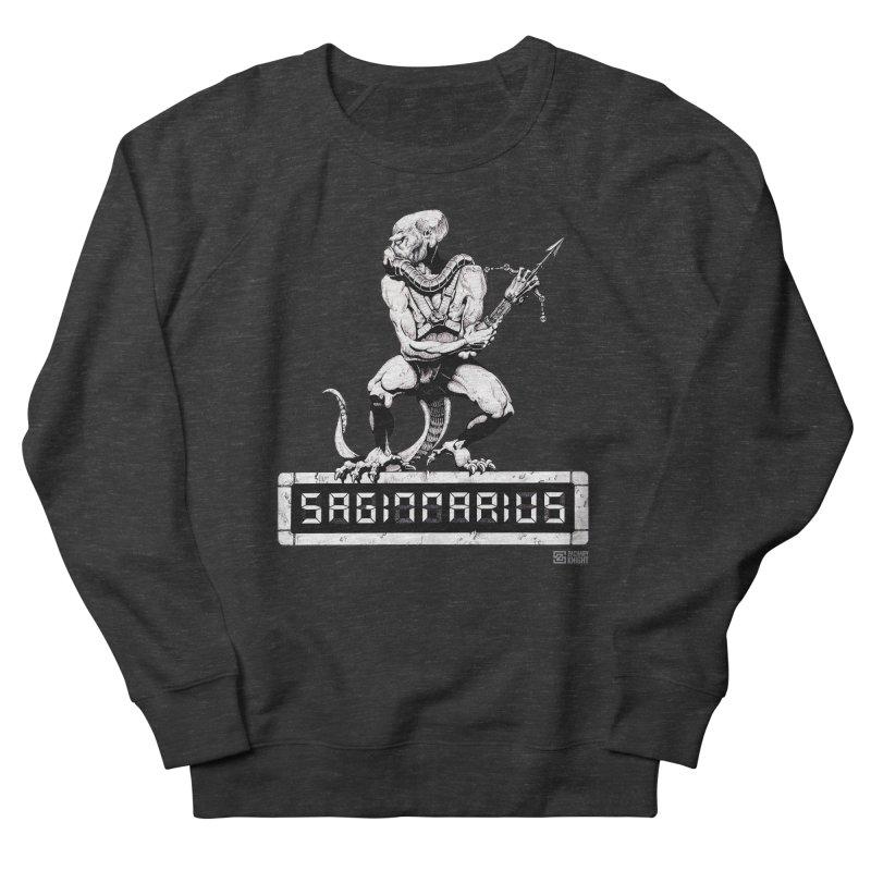 Sagittarius Women's French Terry Sweatshirt by Zachary Knight | Artist Shop