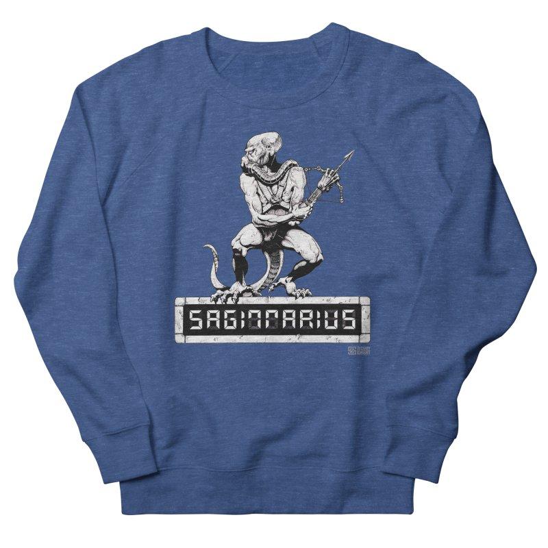 Sagittarius Men's Sweatshirt by Zachary Knight | Artist Shop