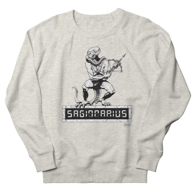 Sagittarius Men's Sweatshirt by Zachary Knight | Artist Shop