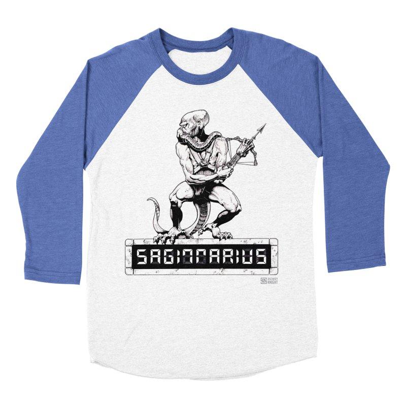 Sagittarius Women's Baseball Triblend T-Shirt by Zachary Knight | Artist Shop
