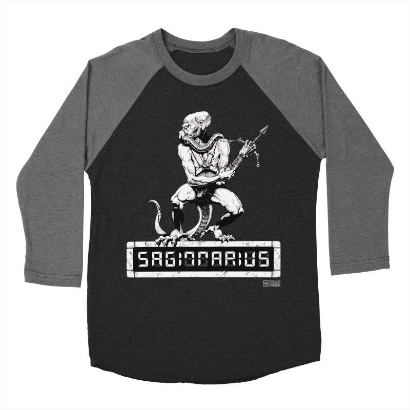Sagittarius Women's Baseball Triblend Longsleeve T-Shirt by Zachary Knight   Artist Shop