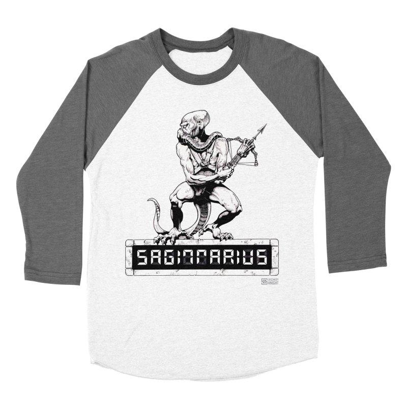 Sagittarius Men's Baseball Triblend T-Shirt by Zachary Knight | Artist Shop