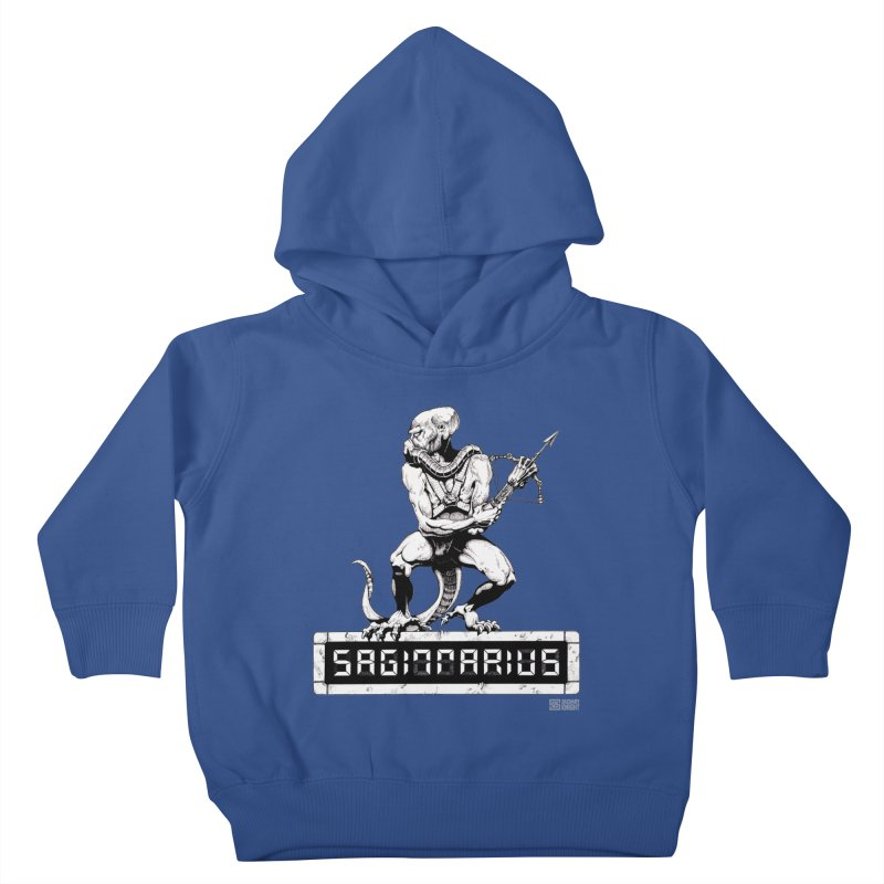 Sagittarius Kids Toddler Pullover Hoody by Zachary Knight | Artist Shop