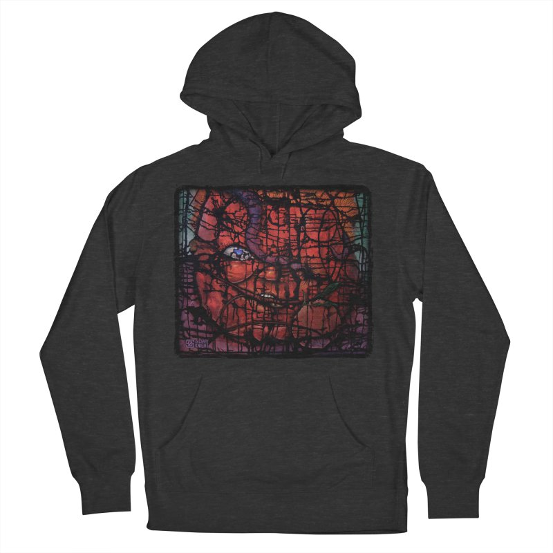 Stifle Men's French Terry Pullover Hoody by Zachary Knight | Artist Shop