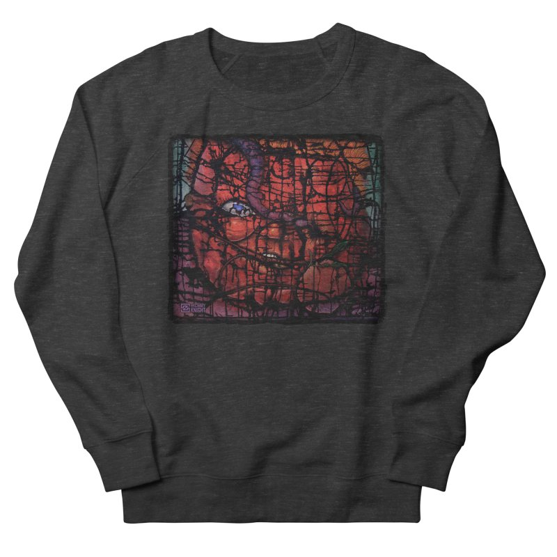 Stifle Women's French Terry Sweatshirt by Zachary Knight | Artist Shop