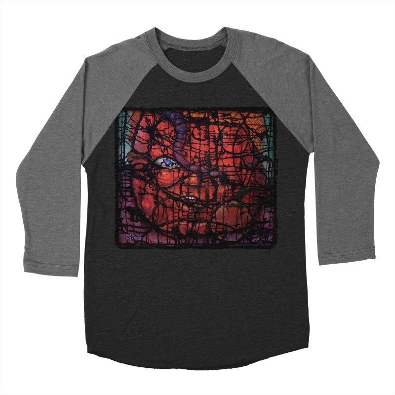 Stifle Men's Baseball Triblend Longsleeve T-Shirt by Zachary Knight | Artist Shop