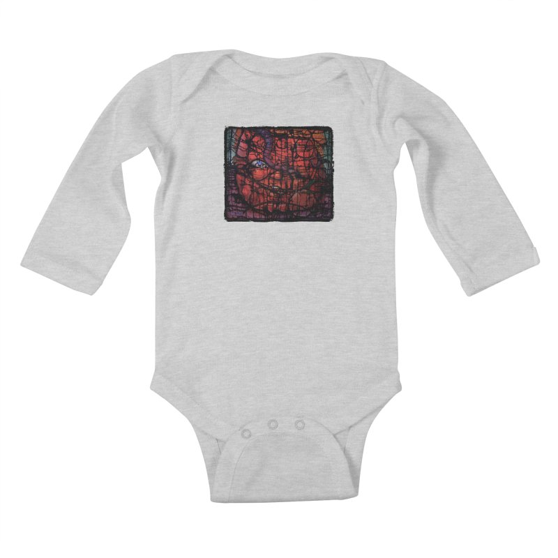 Stifle Kids Baby Longsleeve Bodysuit by Zachary Knight | Artist Shop