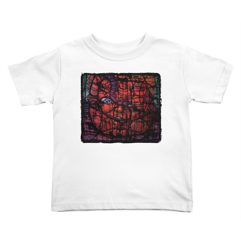 Stifle Kids Toddler T-Shirt by Zachary Knight | Artist Shop