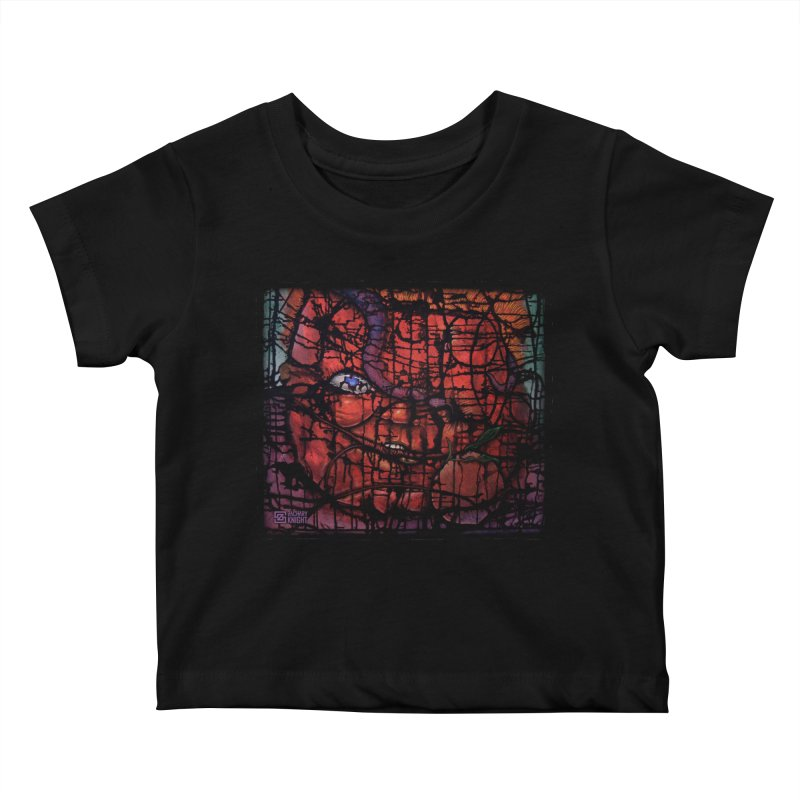 Stifle Kids Baby T-Shirt by Zachary Knight | Artist Shop