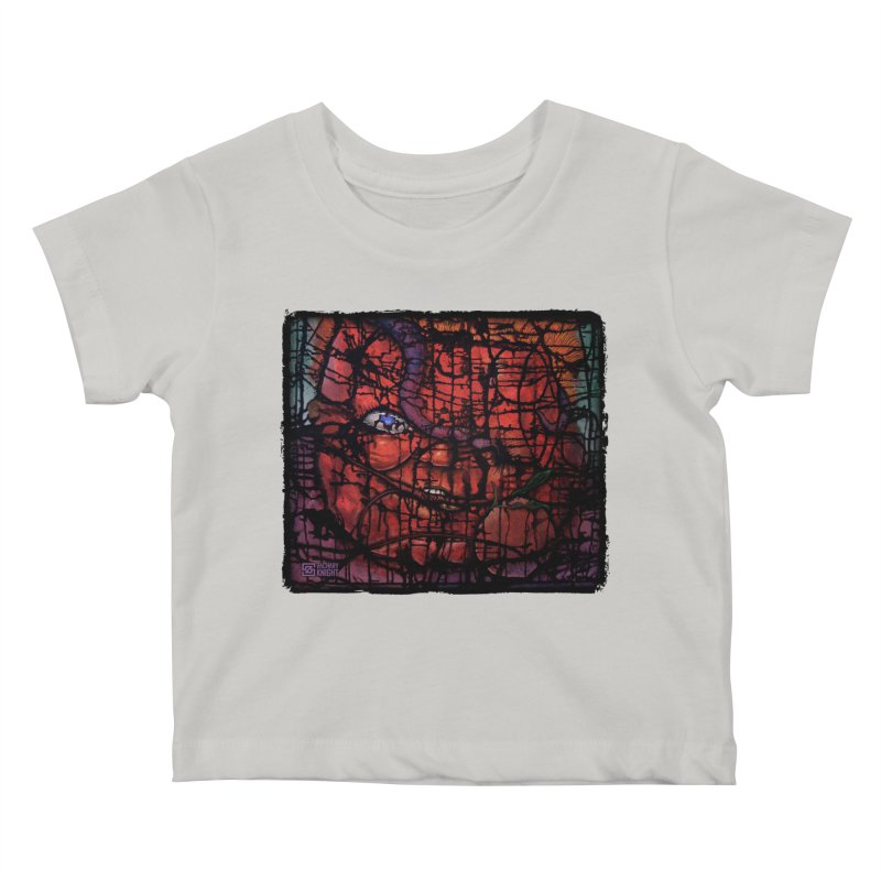 Stifle Kids Baby T-Shirt by Zachary Knight   Artist Shop