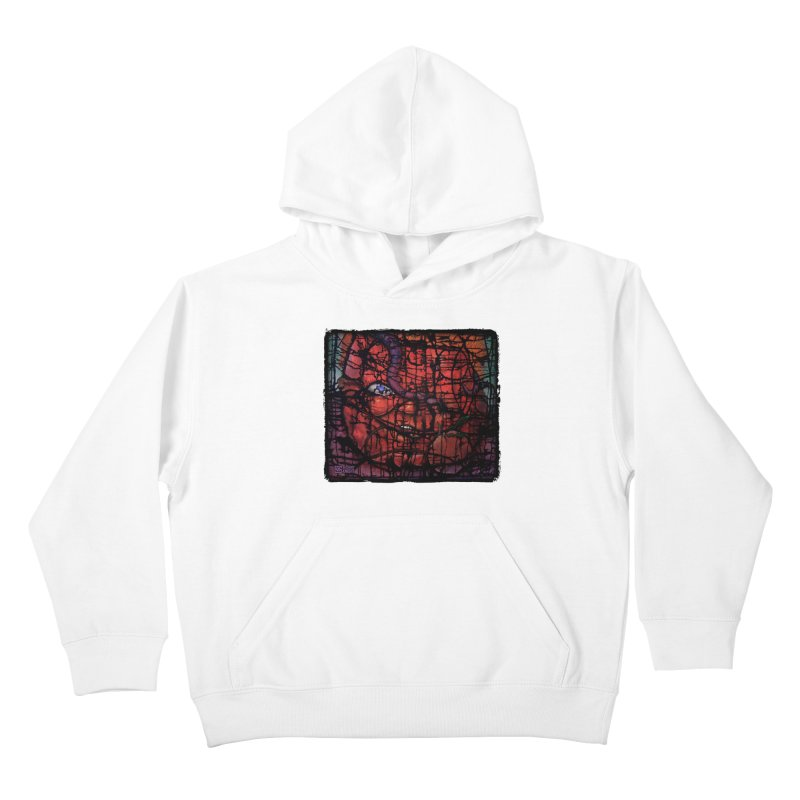 Stifle Kids Pullover Hoody by Zachary Knight | Artist Shop
