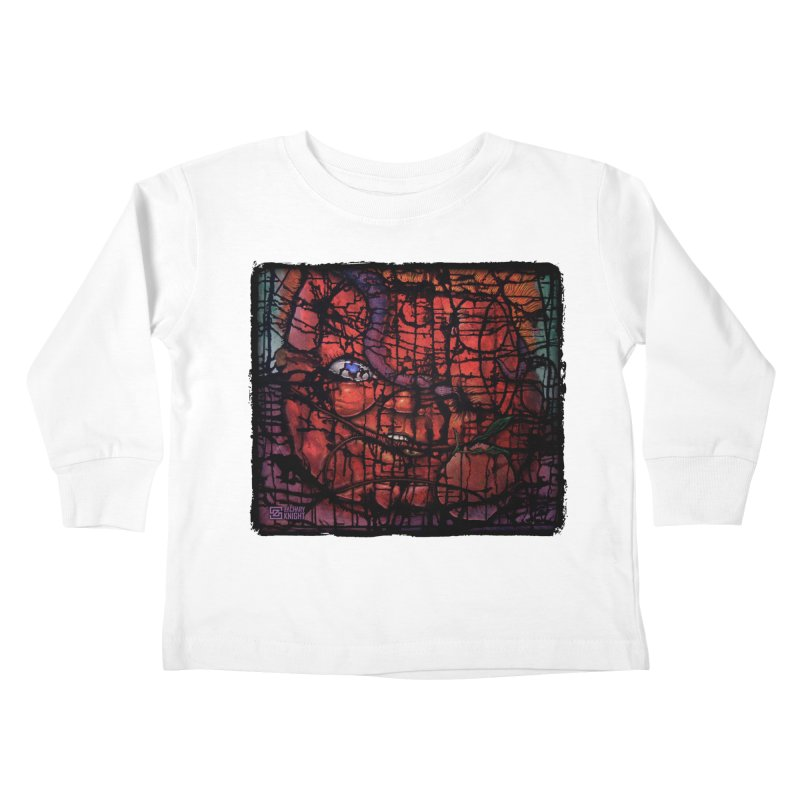 Stifle Kids Toddler Longsleeve T-Shirt by Zachary Knight | Artist Shop